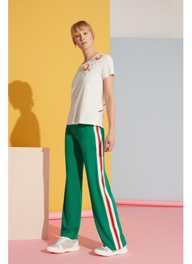 GIZIA Pantolon Yeşil